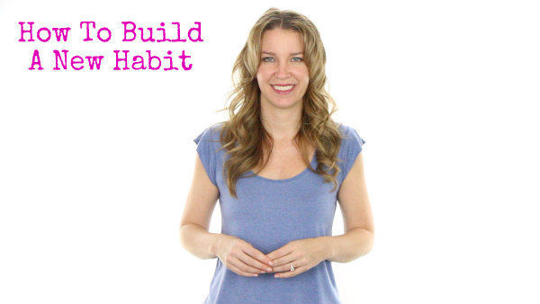 How to build a new habit photo small